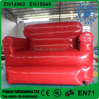 Giant Advertising Replicas Inflatable Chair Sofa For Sale