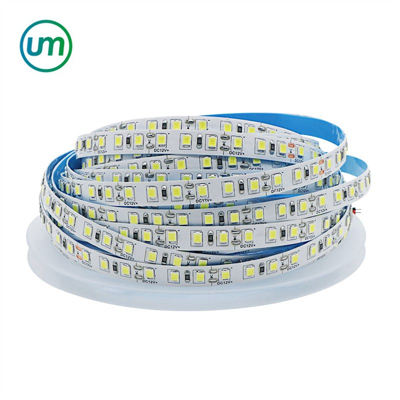 DC12V SMD2835 120 <strong>Leds</strong>/M Non-waterproof <strong>Led</strong> Flexible Tape Strip Light 9000K High Brightness