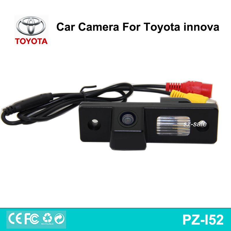 China factory night vision 12V Car Camera for Toyota Innova