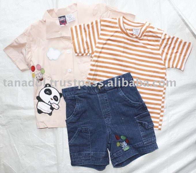 Sell Boy's 3 pcs set,children clothing,childrens wear,kid clothes