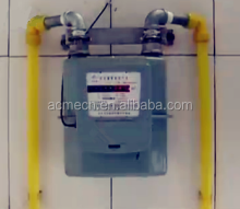 ACME cheap price easy installation biogas vortex flow meter