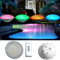PAR56 RGB LED Pool Light Swimming 36W 12V IP68 Underwater Outdoor Lighting
