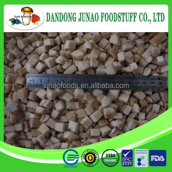 Block Shape new season preserved dried mushroom