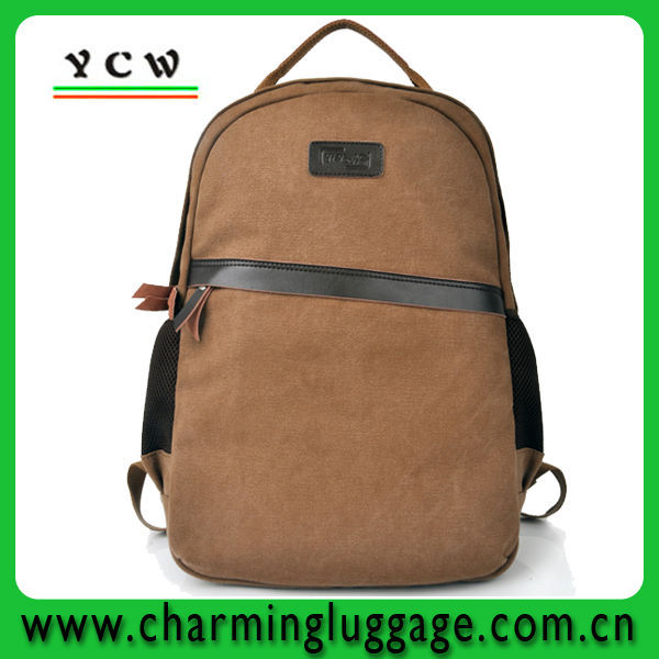 cute stylish cheap canvas backpack