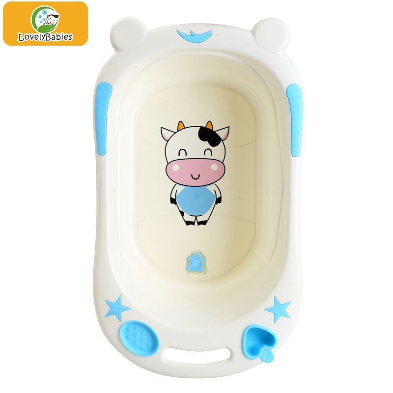 Plastic Cute Freestanding Baby Bath Tub - Buy Plastic Baby Bath Tub ...
