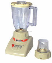 1500ML plastic jar 2 in 1 electric blender