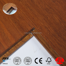 Exporting bamboo floor with click lock bamboo flooring