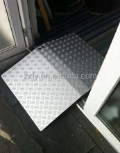 aluminum tread plate used for Aluminium Portable Threshold Bridge Ramp