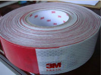 Original traffic cone 3m 8910 reflective road marking tape