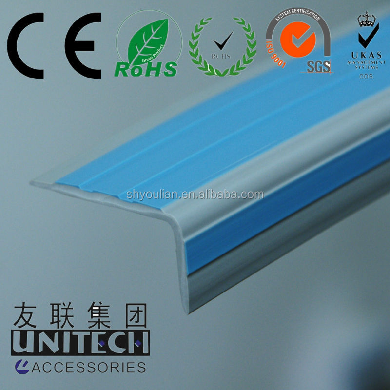 Stair Parts Plastic Step Nosing