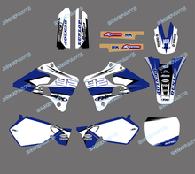 Motorcycle/dirt bike/atv quad decals sticker for honda CRF250 2010 2011 2012(DST0100)