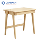 High Quality Modern Home Furniture Solid Wood Bookself Writing Desk Kids Furniture