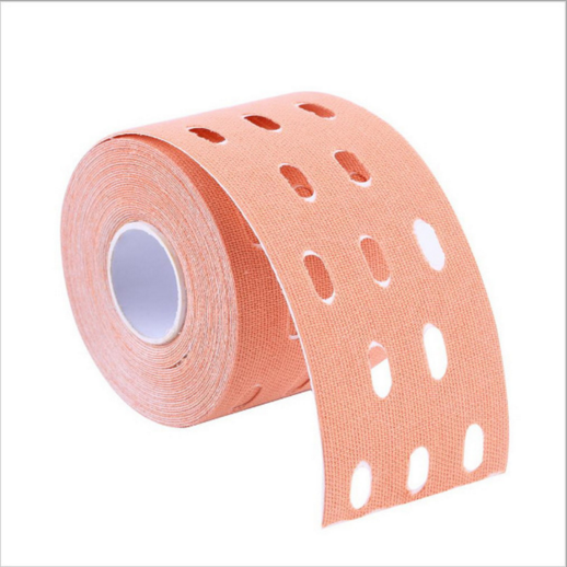 Sport physio provides support tape therapy elastic cure muscle tape with CE FDA support
