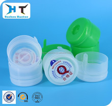 PE Plastic Type and Non Spill Feature non-spill caps for 5 gallon water bottle
