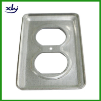 Waterproof Galvanized Steel Wall Box Cover