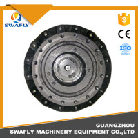 Factory Supply excavator E70B travel gearbox , motor gearbox assembly , hydraulic motor gear box