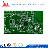 Super Quality custom 4 layer multilayer multilayer pcb for emmc pcb