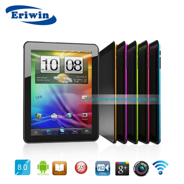 ZX-MD8006 8 inch android tablets pc companies gps con la tarjeta sim