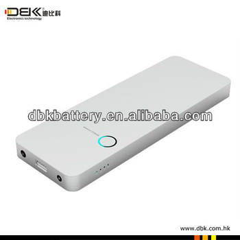 High Capacity 12000mah Portable Power Bank for Laptop MS-009