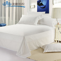 5 stars hotel indian cotton bed sheets
