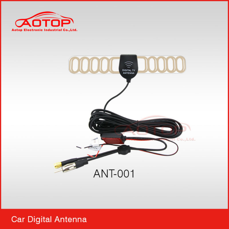 China Supplier Hot Digital Active Antenna For Dvb-t2 For 2 Din Car ...