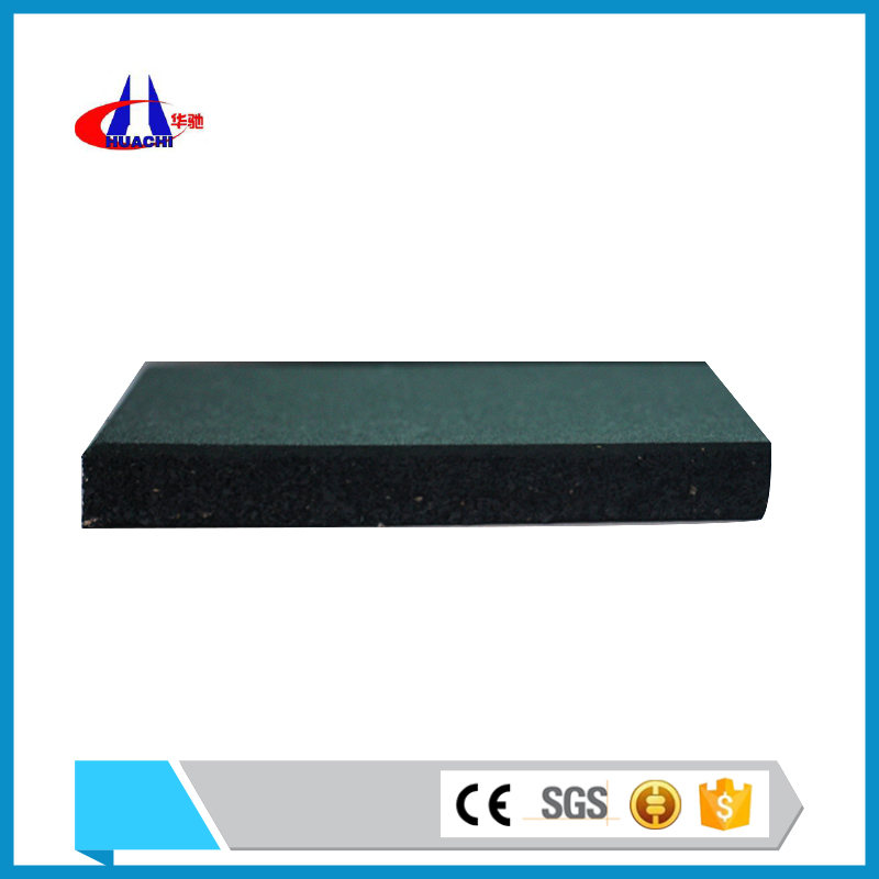 Shockproof 500mm*500mm rubber fllor for epdm playground manufacture