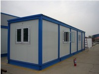 2015 Accommodation Container home For Container House / Storage / Office / Camp