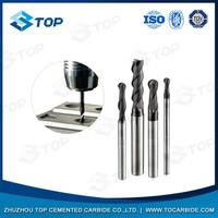 Hot selling tungsten end mill bits for optical mei edging machine
