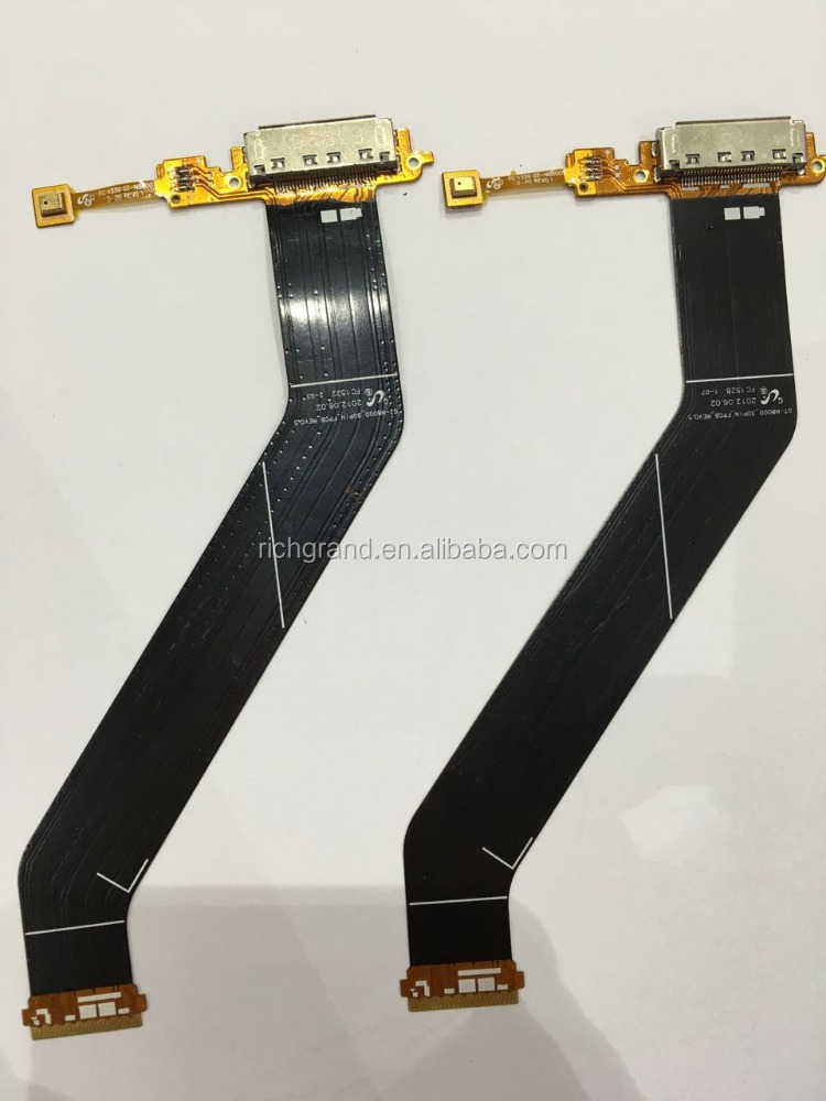 USB Charging Dock Port Flex Cable For Samsung Galaxy Note 10.1 N8000
