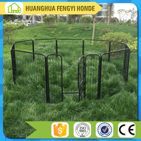 Aluminium Enclosure Pet Playpen Cage