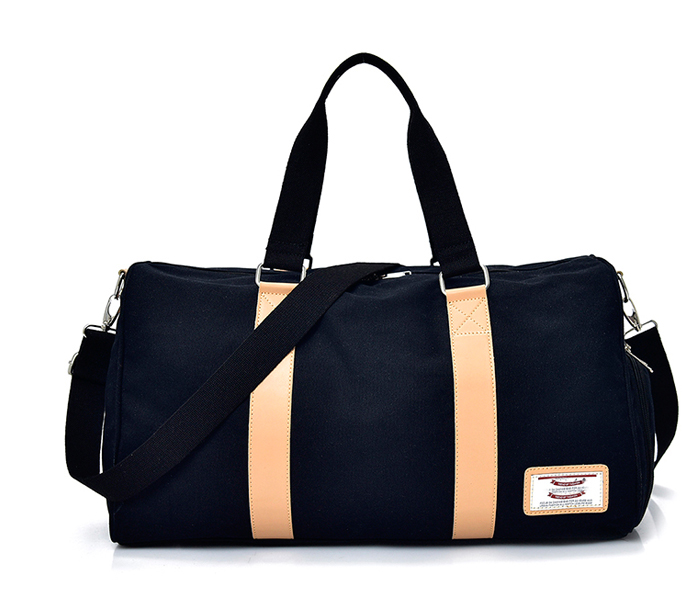 travel shoulder bag sport gym canvas duffel bag