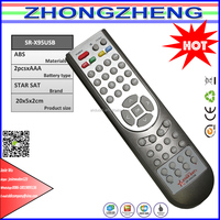 TV Remote control for Dubai ,middle-east ,Iran market use for star sat SR-X95USB high quality TV/PLASMA LED/LCD