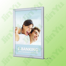 A4 Size Advertising Magnetic Light Sign