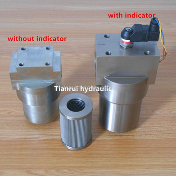 YPH series pressure line filter