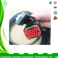 Mainland China factory production car application wiring harness