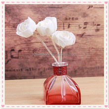 Wholesale Aromatic Reed Diffuser,Glass Bottle with Scent Wooden Sticks