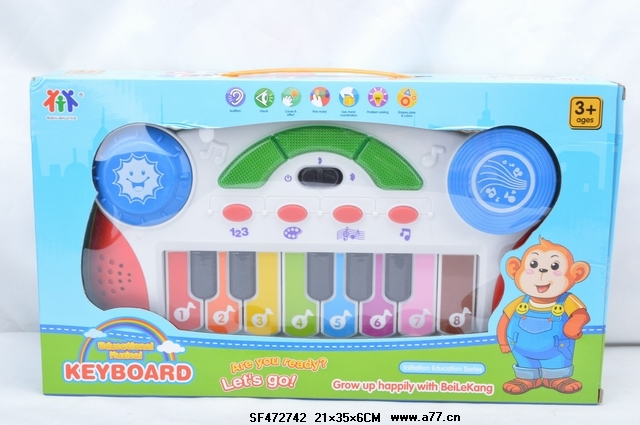 Cheap plastic kids keyboard,plastic mini piano toys,2014 kids piano