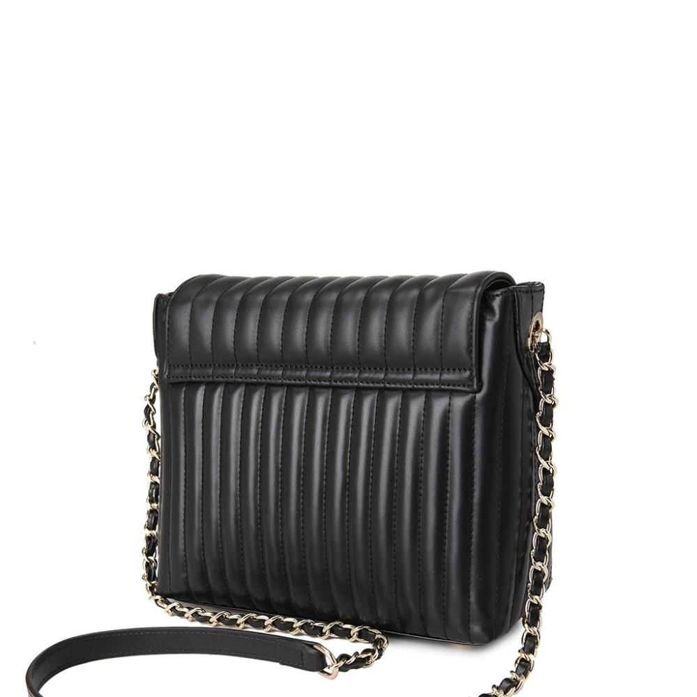 TOllOR Brand Women's Genuine Leather Shoulder Messenger Bag
