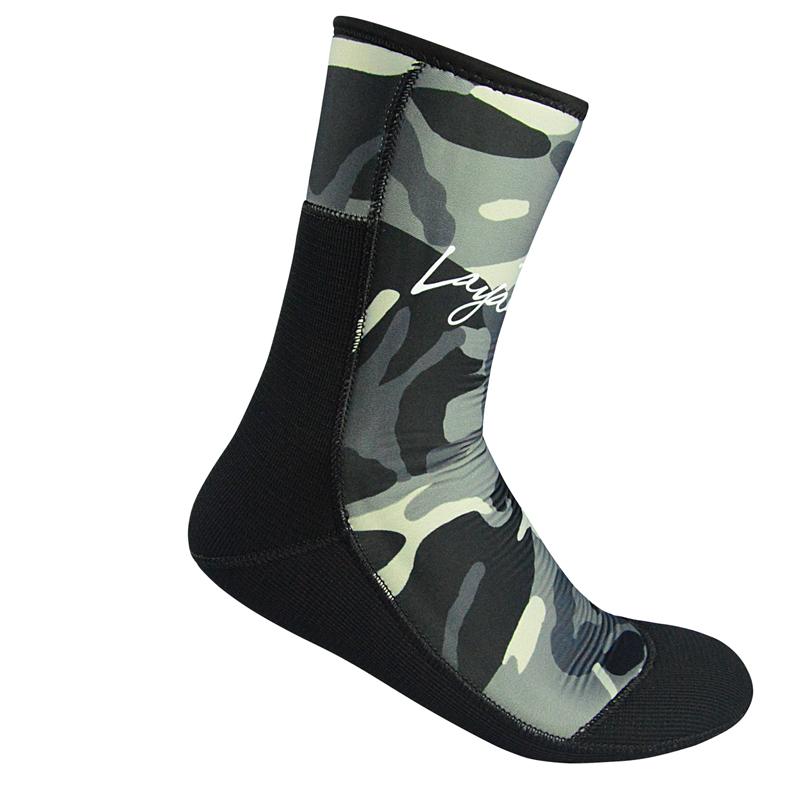 men's women's 7mm neoprene diving socks for winter fishing underwater hunting spearfishing scuba diving 03