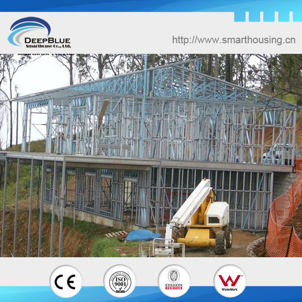 Steel Structure Home