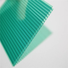 Polycarbonate Greenhouse Materials Greenhouse Panel PC Hollow Board