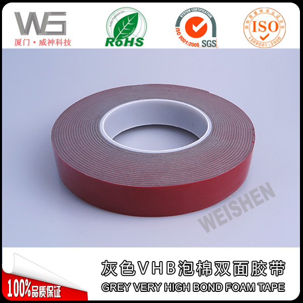 Double Sided Solar Photovoltaic Industry Foam Tape