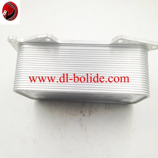 Perfect design deutz motorcycle oil cooler radiator 04912101 for TCD4L2013
