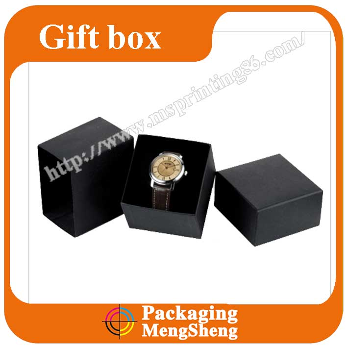 watch box paper, customized cardboard paper box, packaging box paper
