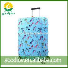 China Wholesale waterproof fabric luggage cover and travel style luggage bag set