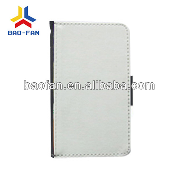 Top grade sublimation leather phone case for samsung S2
