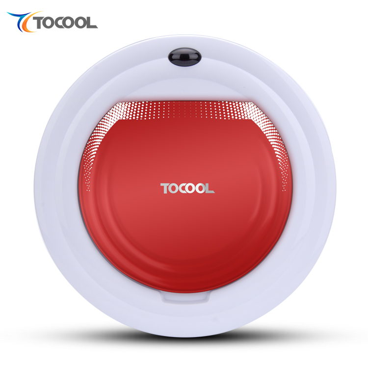 TOCOOL TC-350 Household Cordless <strong>Vacuum</strong> Sweeping Automatic Electric Floor Robot Cleaning,automatic Cleaning Robot