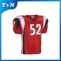 Design your own plain usa american football jersey, soccer jersey wholesale