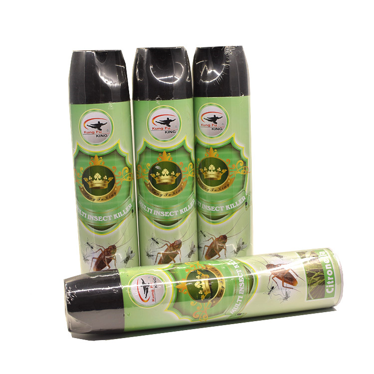 Good Price Mosquito Killer Pyrethrin Spray Insecticides