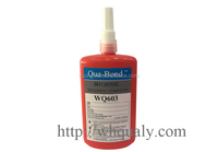 High strength retaining compound WQ609 anareobic retaining sealant